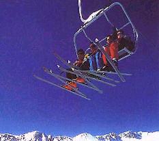Горные лыжи, Подъемники, Сервис