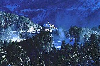 Горные лыжи, Сервис, Горные пейзажи
