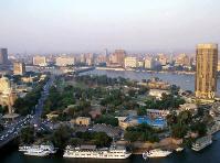 Вечерний Каир