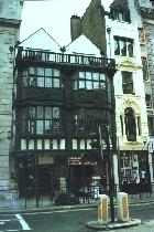 Типичный английский архитектурный стиль